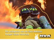 Brandweer Sint-Niklaas 24/24u