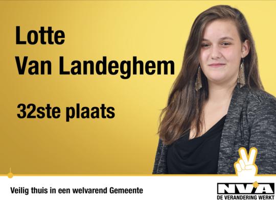 Lotte Van Landeghem
