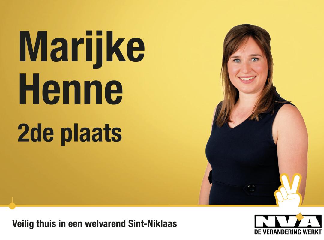 Marijke Henne
