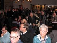 Aperitiefgesprek Geert Bourgeois, Foyer Sint-Niklaas