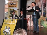 Lieven Dehandschutter, Geert Bourgeois en Peter Buysrogge